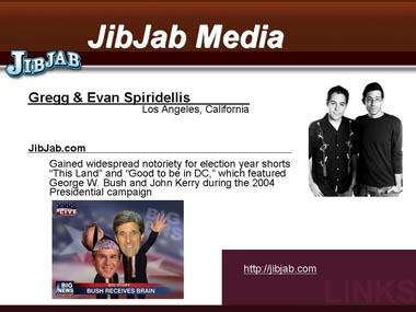 jibjab s flashforward presentation cold hard flash flash