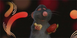 Ratatouille Taste Visualizations