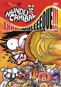 dvd mundo canibal